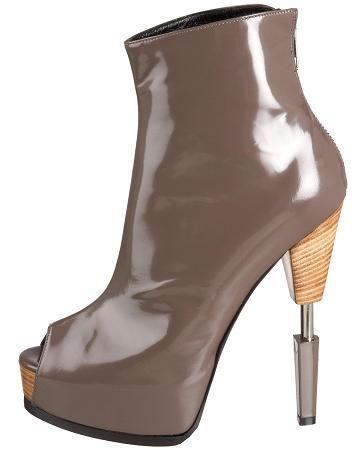 Ruthie Davis Tatt Ankle Boot
