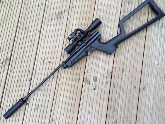 Crosman Tacfire Systems Ratsplatter Combo 1 Air Guns