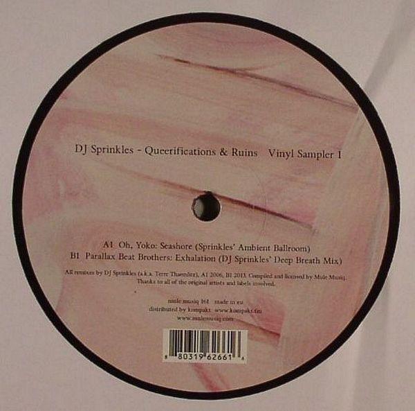 DJ Sprinkles – Queerifications