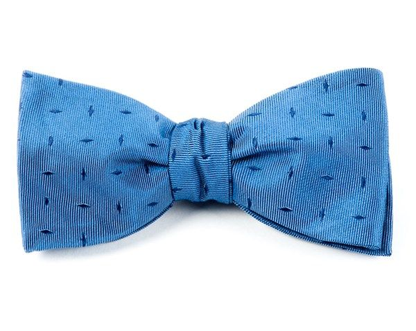 INDUSTRY SOLID BOW TIES - DENIM BLUE | Ties, Bow Ties, and Pocket Squares | The Tie Bar