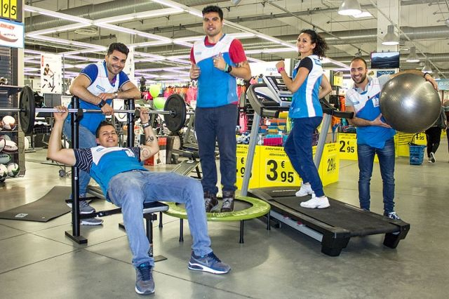 Tutti in forma al FitDay #Aerobica #Step #Yoga #Pilates #Zumba #CrossFit #Judo #Karate #Boxe #fitness #sport #decathlon - Blog Parco Corolla