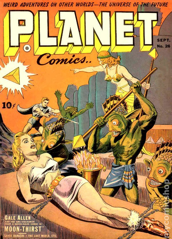 joe doolin planet comics