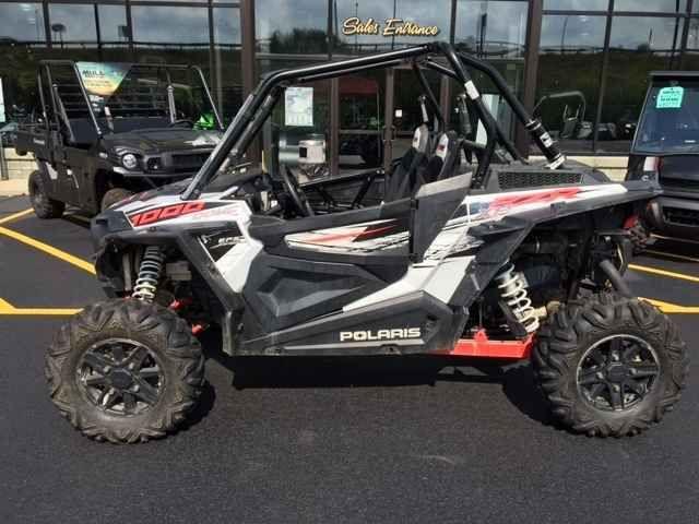 Used 2014 Polaris RZR 1000 XP LE ATVs For Sale in Ohio.