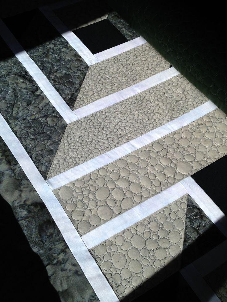 Labyrinth Walk Quilt Pattern Tutorial Quilt Quilt