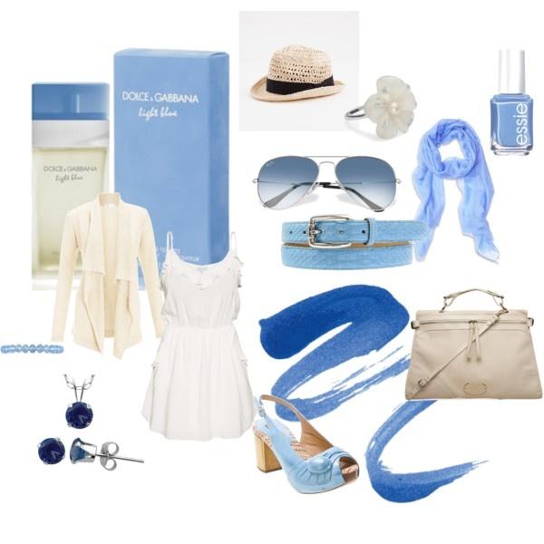 D Light Blue