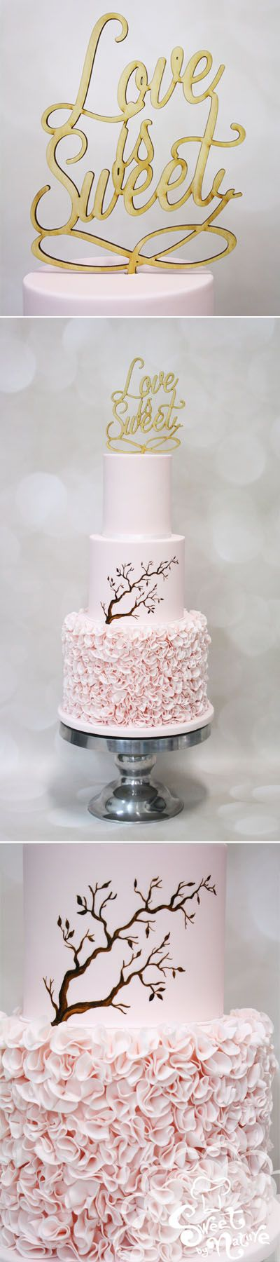 234 Best Sweet By Nature Cakes Images On Pinterest
