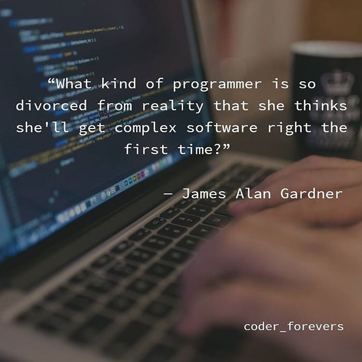 What do you think ?   follow: @coder_forevers for more quotes  #code #coders #love #coding  #html #css #coffee #python  #php #c #coding #fun #java #angularjs #node #nodejs #hadoop #ruby #wordpress #programming #programmer #desktop #webdeveloper #hacking #cpp #java #codingqotes #codingjokes #apple #developer #coffeeintocode #geek
