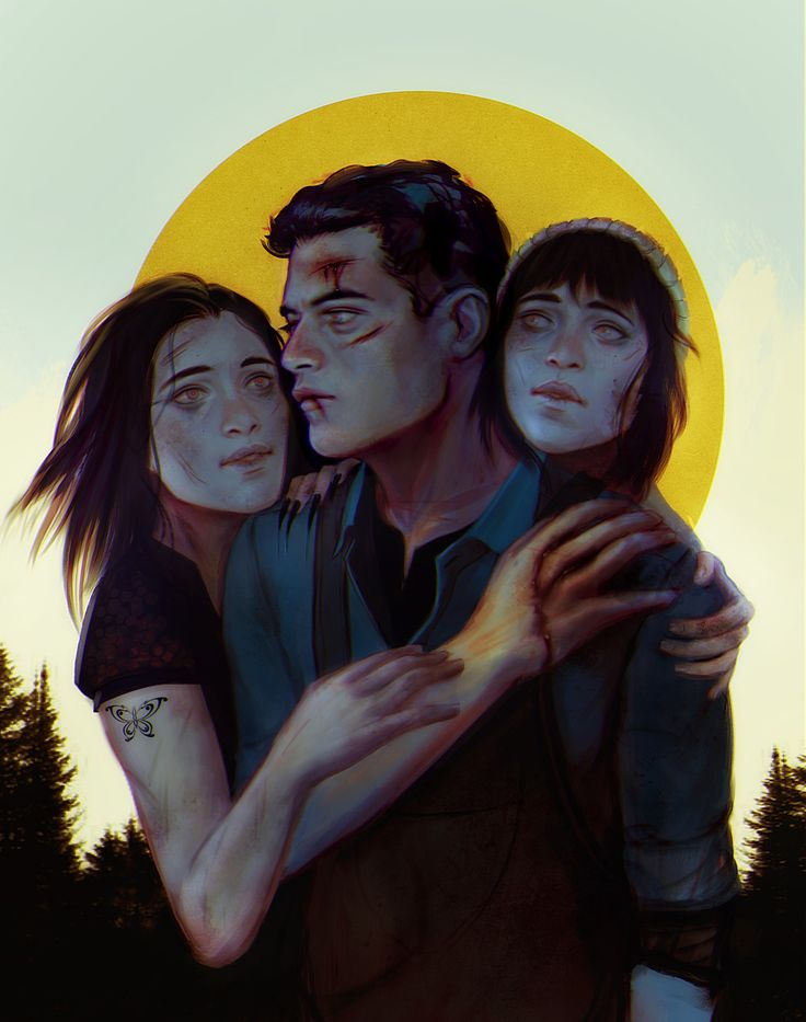 Until Dawn | Josh, Beth and Hannah