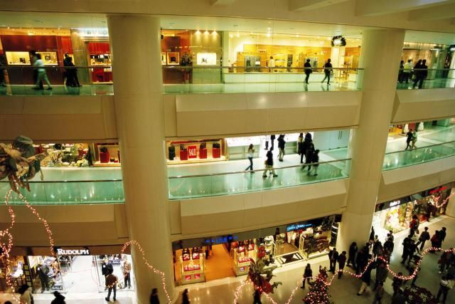 5 Over-the-Top Hong Kong Shopping Malls: Pacific Place
