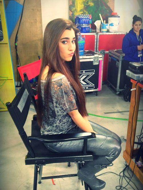 Lauren is so pretty! :)