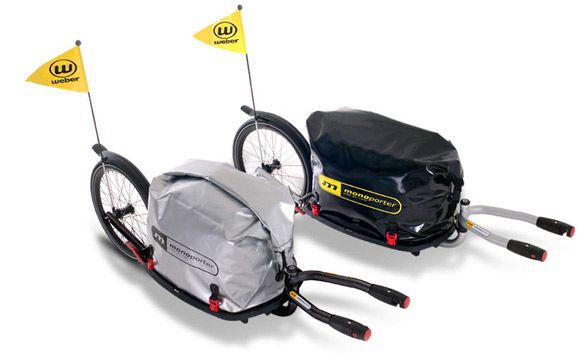 Touring Bicycle Trailer