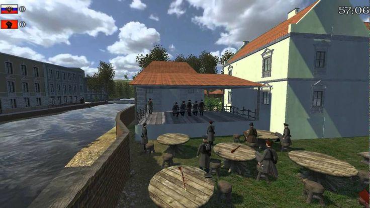 """Scenes_20  """"Napoleonic Wars"""" Euro spoko 2012 1ps_KW / 1 Pułk Szwoleżerów"""