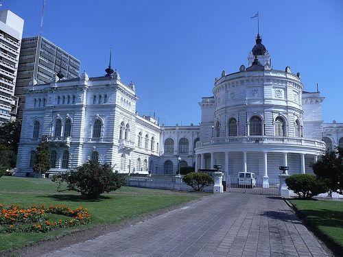 La Plata, capital de la provincia de Buenos Aires, Argentina