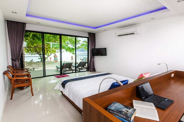Paradise Resort Phi Phi, Ko Phi Phi, Beachfront Villa Outdoor Shower, Guestroom