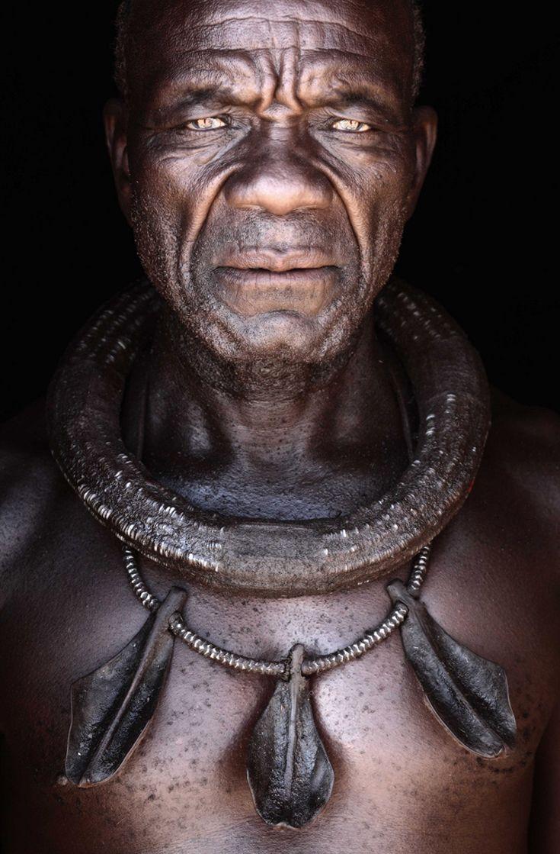 Africa | Village chief. Namibia | © Mario Gerth