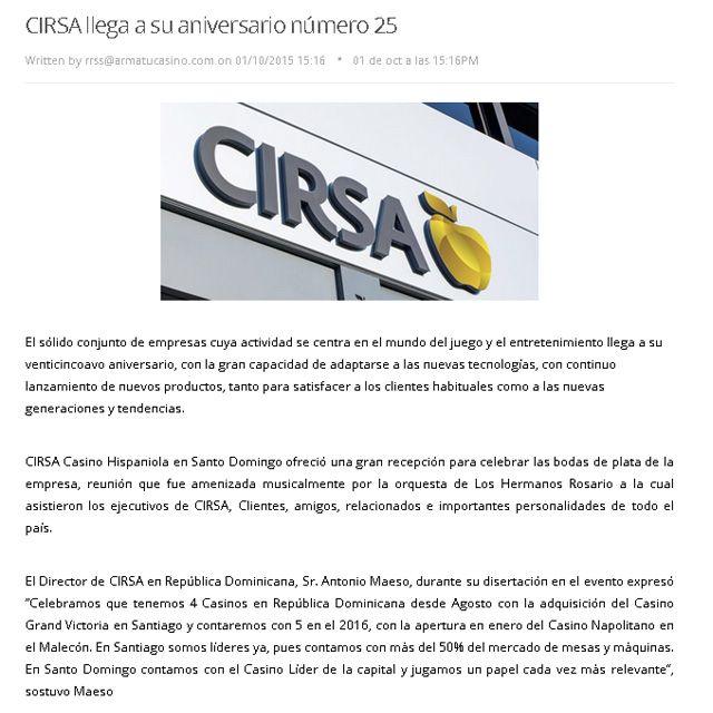 https://armatucasino.com/en/blog/admin/posts/93-cirsa-llega-a-su-aniversario-numero-25?locale=en