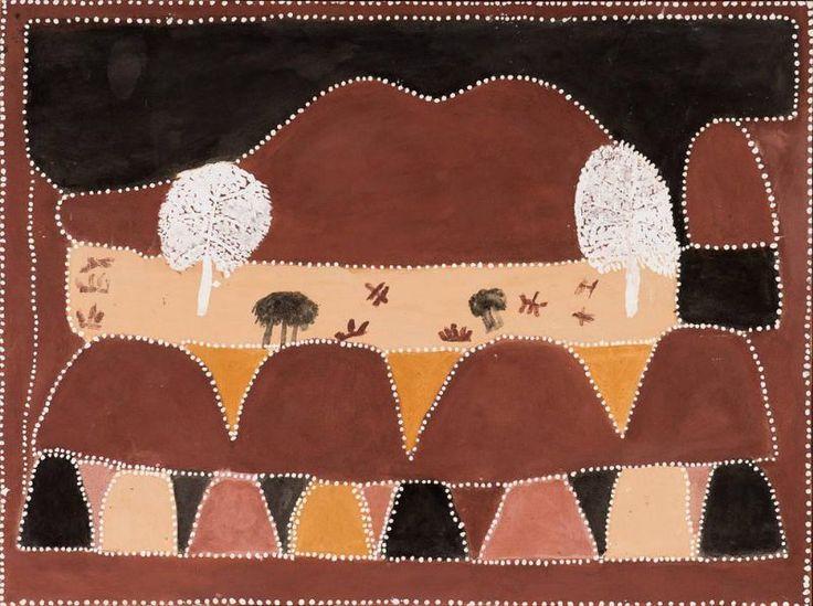 Artist Queenie Mckenzie Nakarra - FindArtinfo