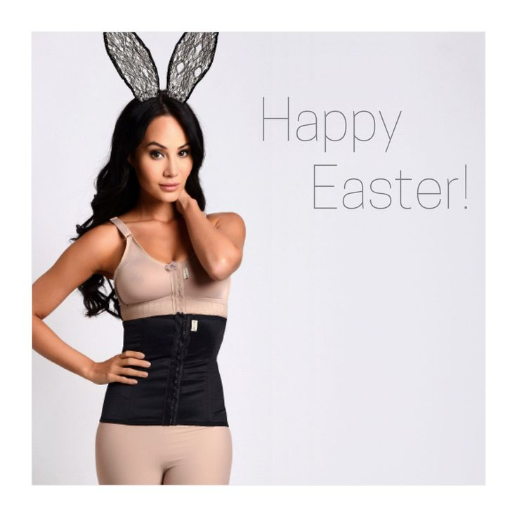 Happy Easter to all our lovely bunnies! ⠀ . . . . . #macom #easter2018 #happyeaster #bunny #easterbunny #bra #ULTIMATESCULPTOR #WAISTSCULPTOR #beauty #beautyblogger #CRYSTALSMOOTH #anticellulite #shapewear #loungewear #leggings #nude #black #body #bodygoals