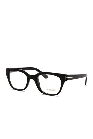Tom Ford Optical Women's Black Eyeglasses - someday when I have to get glasses, they're gunna look like these babies