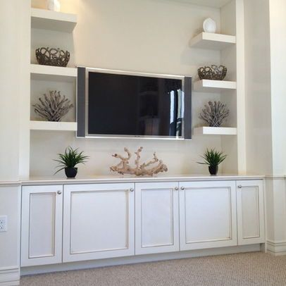 Best 25+ Built in entertainment center ideas on Pinterest | Built ...