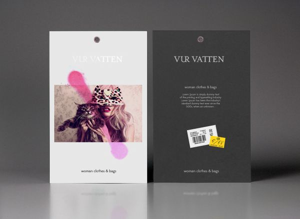 Vur Vatten by Calendar , via Behance