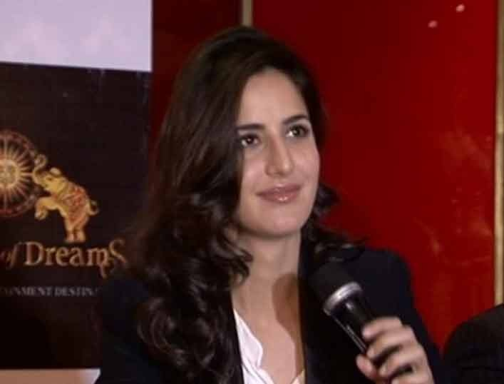 Dhoom 3 is a big film: Katrina Kaif http://ndtv.in/SHzZTu
