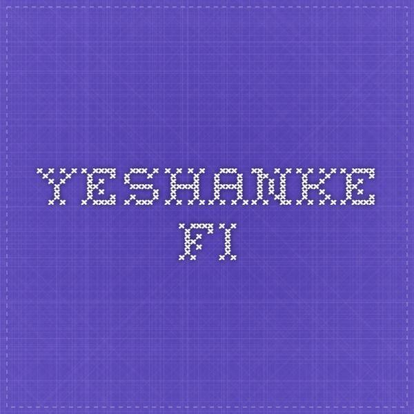 yeshanke.fi