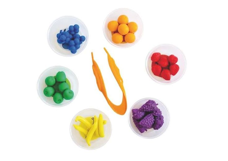 Busy Bags - Fruit Bowls