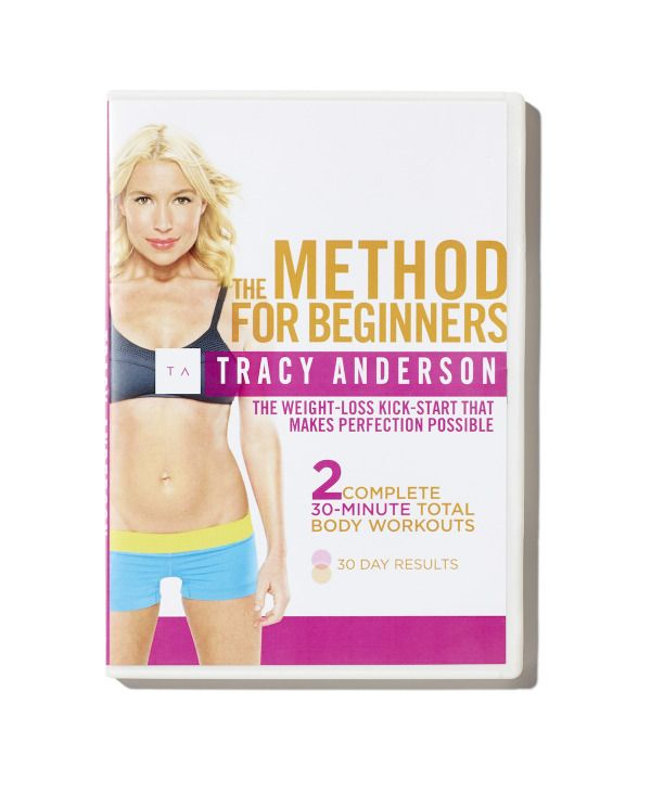 METHOD FOR BEGINNERS DVD | Tracy Anderson