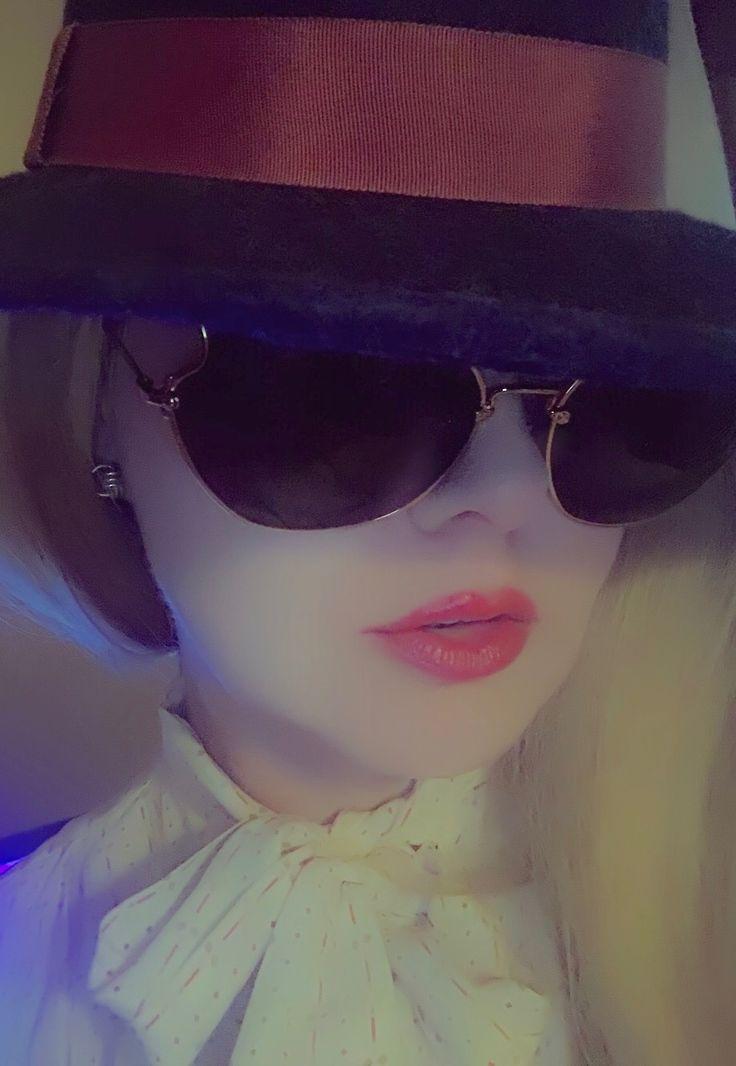 Miu Miu sunglasses ,56 RS Scenique ,Antique Gold