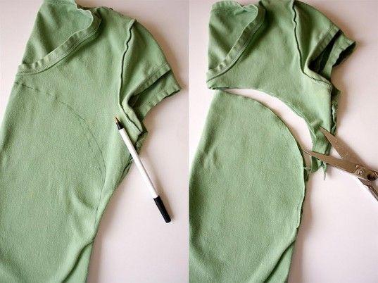 Ricicla la moda: idee fashion per riutilizzare vecchi vestiti con il fai-da-te