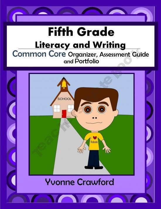 5th grade writing assessment practice