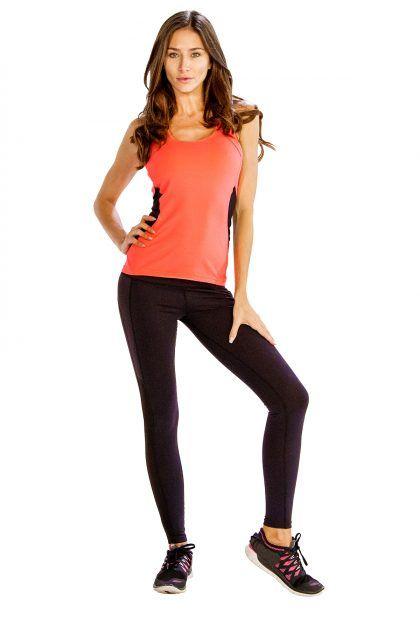 Jet Black #Fitness #Leggings