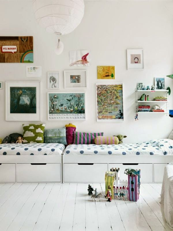 Inspiracion para habitaciones infantiles   Decorar tu casa es facilisimo.com