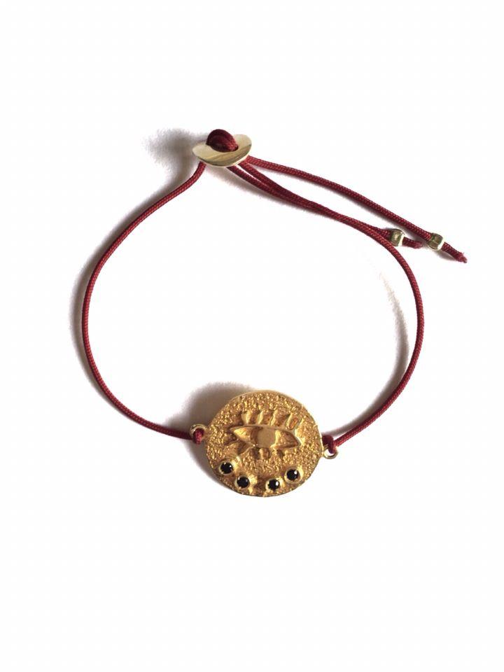 Kressida bracelet herminawristwear.com