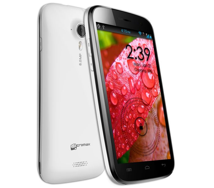 Micromax A116 Canvas HD http://androidos.in/2013/01/micromax-a116-canvas-hd/