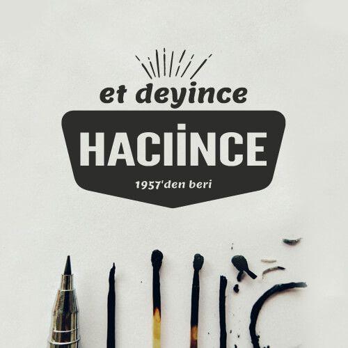 Hacıince Entegre Et Tesisleri - Logo Tasarımı - Logo Design