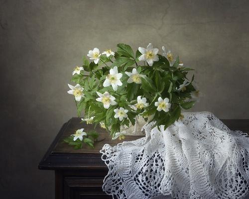 Весенний букетик невесты. Фотограф Ирина Приходько
