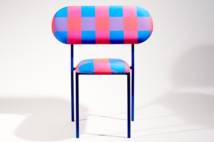 LIMITED EDITION ORIGINAL CHAIR - MARC JACOBS COLLABORATION