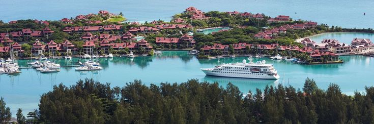 Map showing stops on luxury cruise The Ultimate Crystal Cruise