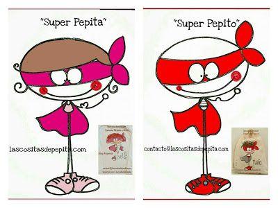 Las cositas de Pepita: Somos familia numerosa!!! (2° Parte)