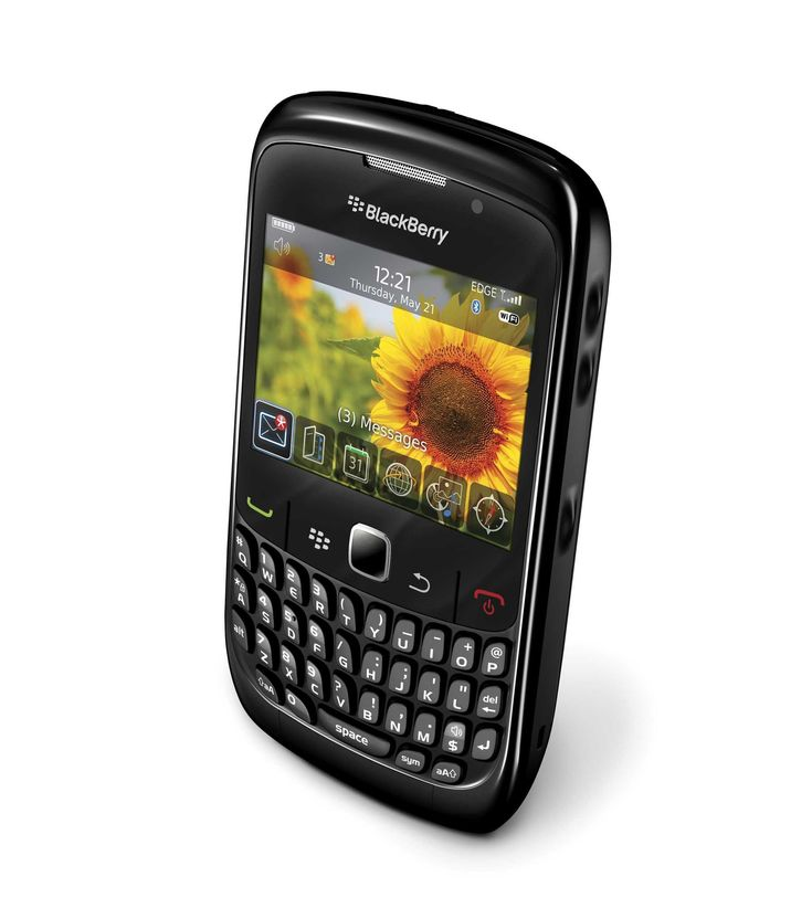 BlackBerry Curve 8520 GSM Unlocked Cell Phone - Overstock Shopping ...
