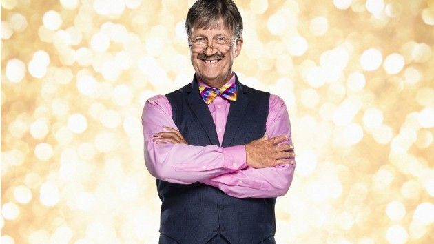 Tim Wonnacott leaves Strictly Come Dancing 2014