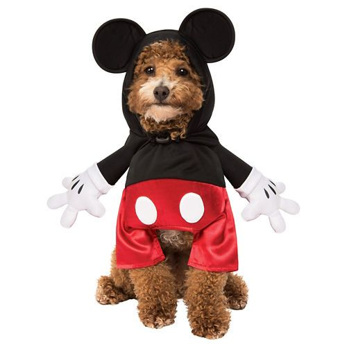 Mickey Mouse Dog Costume Party City Pet Costumes Dog Costumes