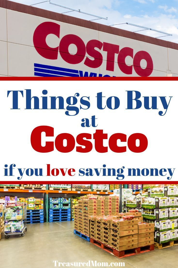 What To Buy And What Not To Buy At Costco Save Money On