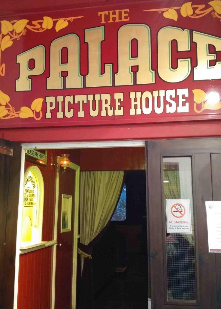 Discovering Leeds Industrial Museum with kids on Falcondale Life blog. The Palace Picture House cinema. You can hire this for parties, it seats about 25.