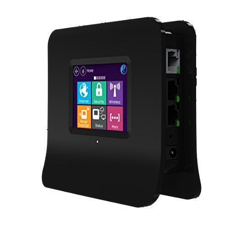 #Securifi Almond - (3 Minute Setup) #Touchscreen Wireless #Router / Range Extender  Full review at: http://toptenmusthave.com/best-wireless-internet-router/