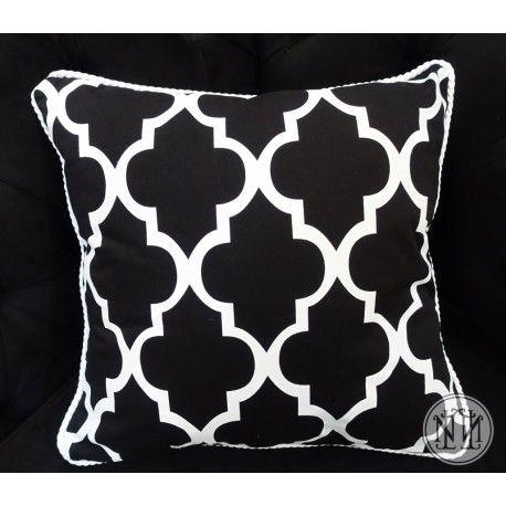 Poduszka MAROCCANS / Dekoracyjne poduszki / Tekstylia / Produkty - La Nostalgie - 95 PLN