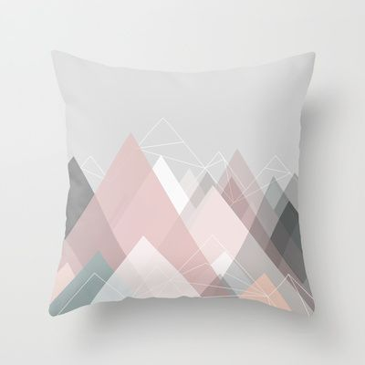 Graphic+105+Throw+Pillow+by+Mareike+Böhmer+Graphics+-+$20.00