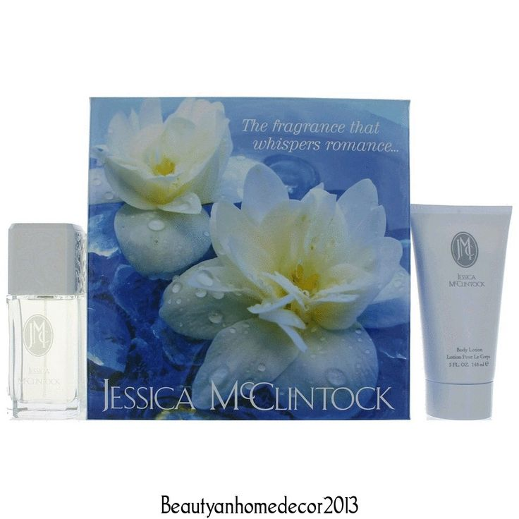 Jessica McClintock Perfume  2 Piece Gift Set WOMEN NEW IN BOX #JessicaMcClintock